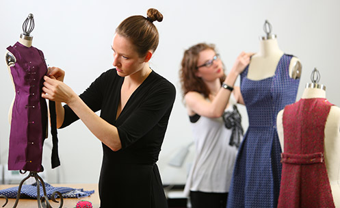 Fashion Merchandising sydney college arts